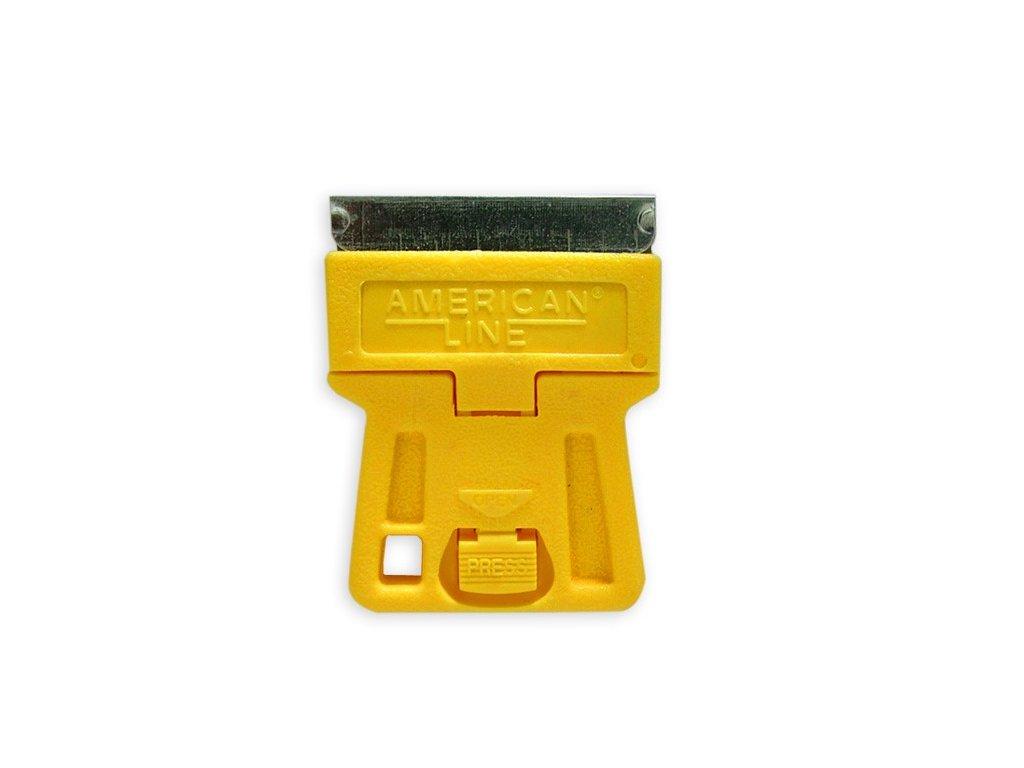 3cm plastová škrabka KF 558