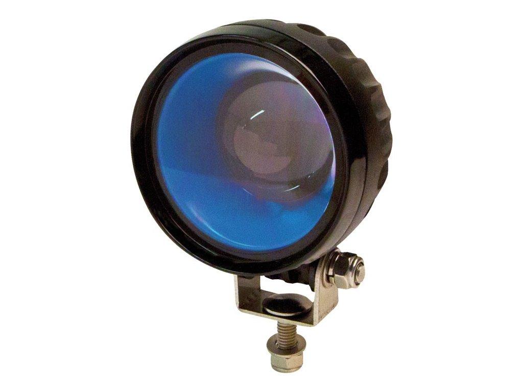 Bezpečnostní LED světlo pro VZV ECCO, 12-60V, modré, EW2010B