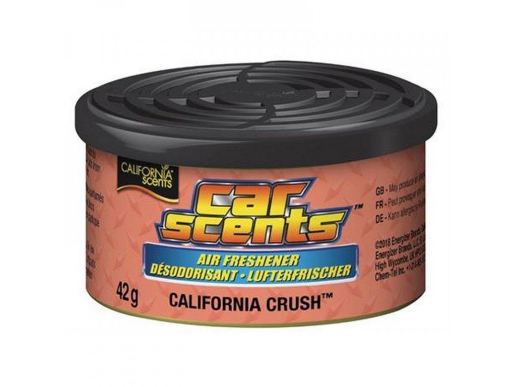 Osvěžovač CALIFORNIA SCENTS - Kalifornská láska