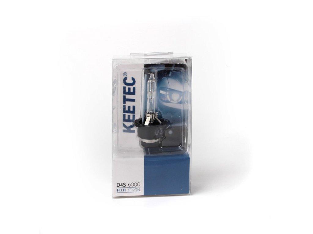 Xenonová výbojka KEETEC V D4S-6000