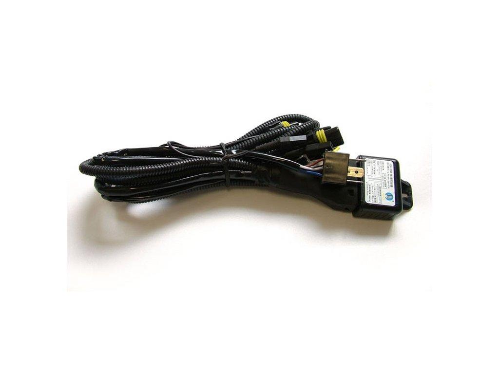 Propojovací kabeláž WIRE H4 hi/lo