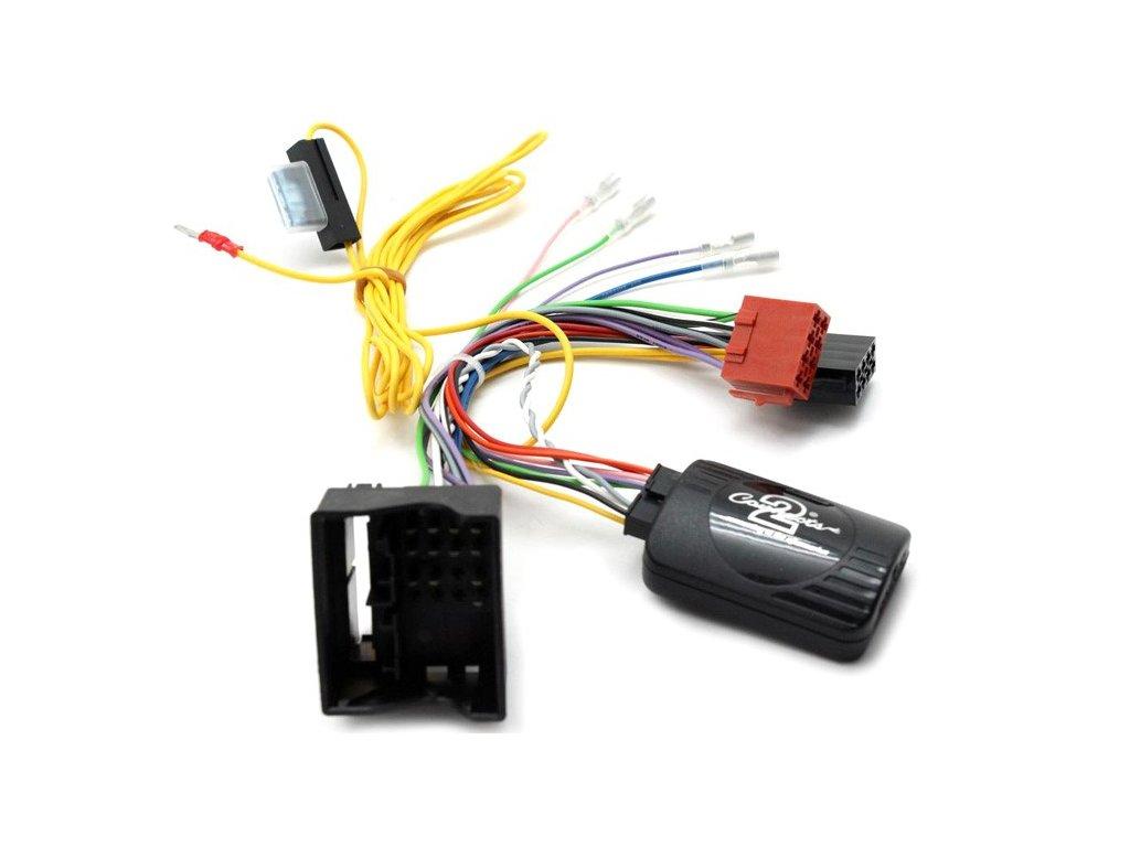 Adaptér ovládání na volantu Mercedes SWC MCD 09