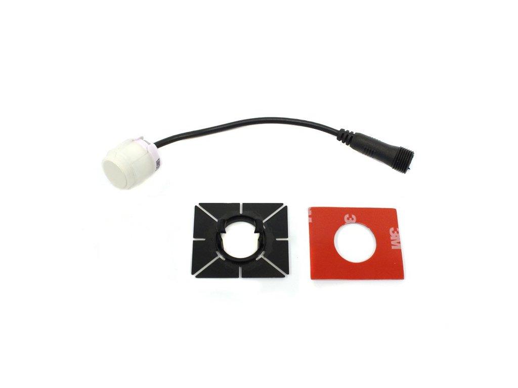 Parkovací senzor Steelmate, 16mm, zápustný, bílý 14D-13 WHITE