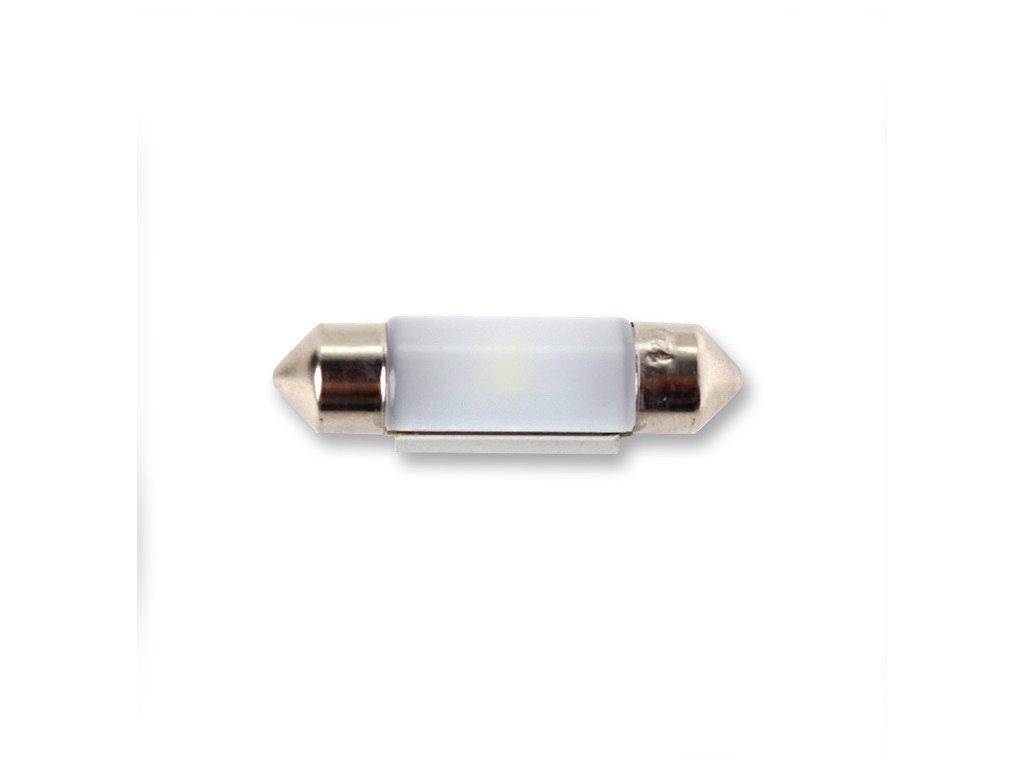 LED 3D žárovka sufit 36mm, bílá, 2ks HL 390