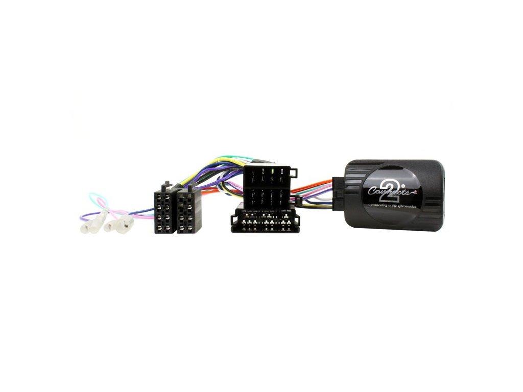 Adaptér ovládání na volantu, Iveco Daily s oem navigací a parkovací kamerou (16-) SWC IV 05