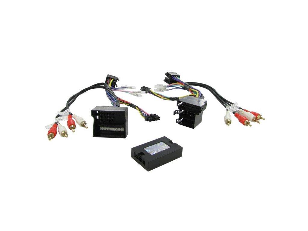 Adaptér ovládání na volantu, Audi A3, A4, A6, TT SWC AU 09