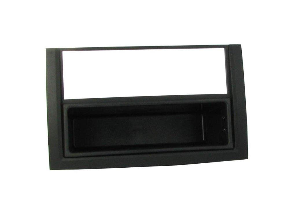 Plastový rámeček 1DIN/DIN, ŠKODA Fabia I. (03-06) PF-2276