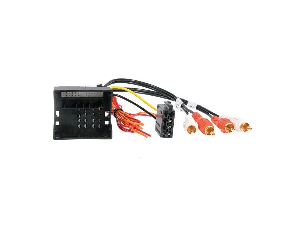 ISO adaptér pro aktivní audio s Fakra, Audi, Seat, Škoda, VW RISO-161