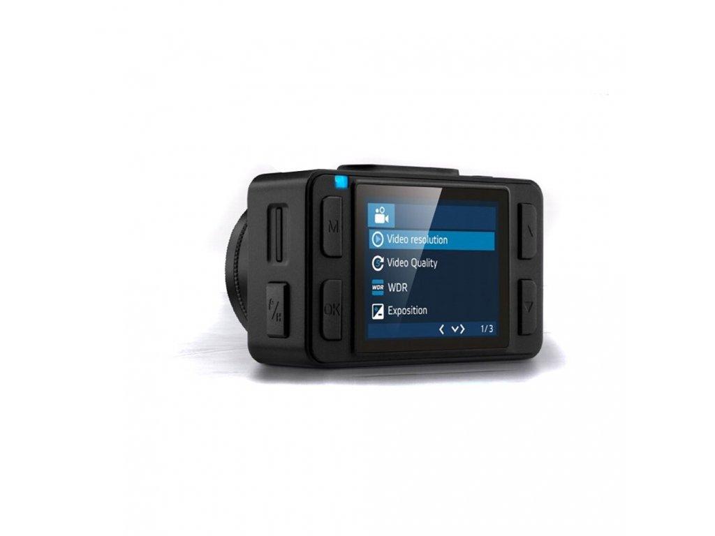 Palubní kamera do auta, FullHD, CPL filtr, parkovací režim Neoline X72