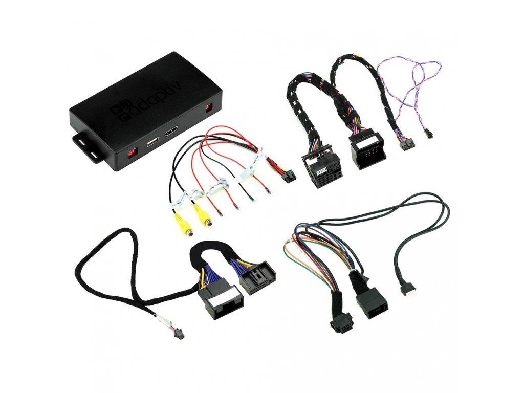 Modul Adaptiv Mini, 2x video vstup, HDMI, Audi A4/A5 ADVM-AU2