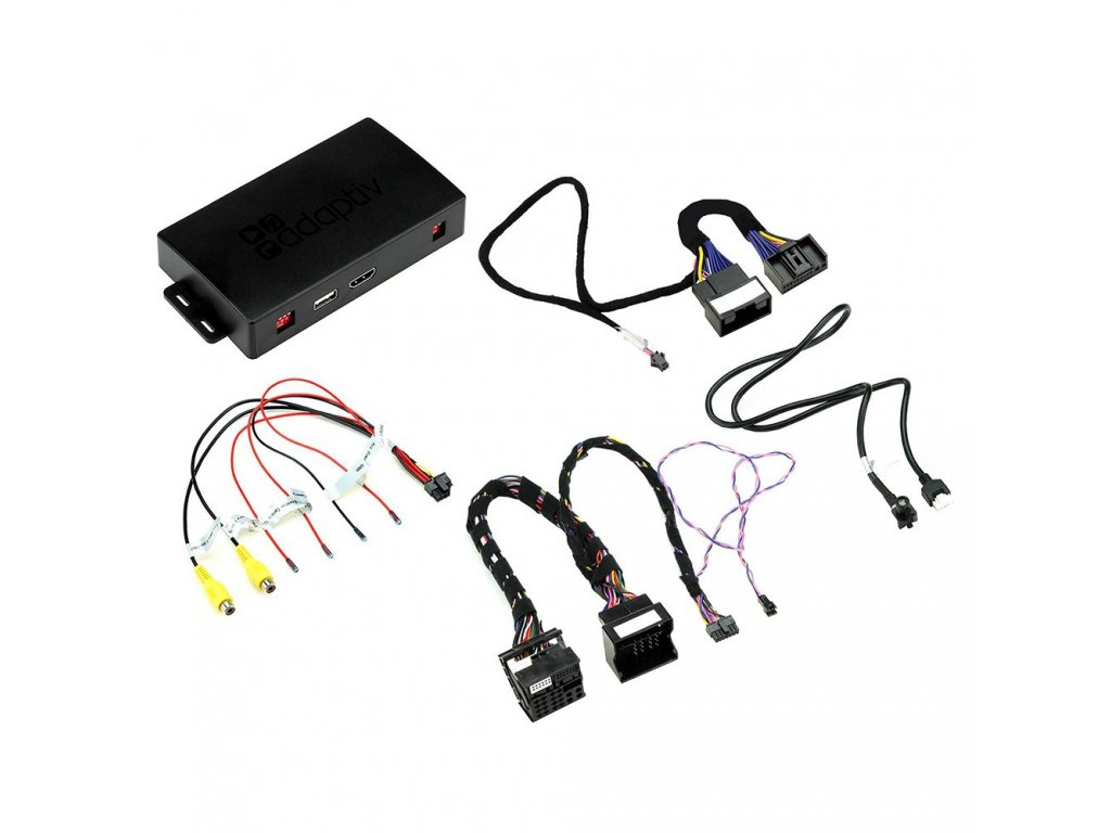 Modul Adaptiv Mini, 2x video vstup, HDMI, Audi A5/A6/A8/Q5/Q7 ADVM-AU6