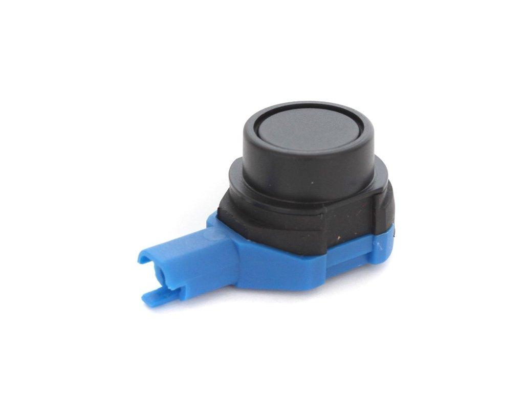 Parkovací senzor APRI, 18mm, matný, rohový zadní PM PLASTIC S-RZ