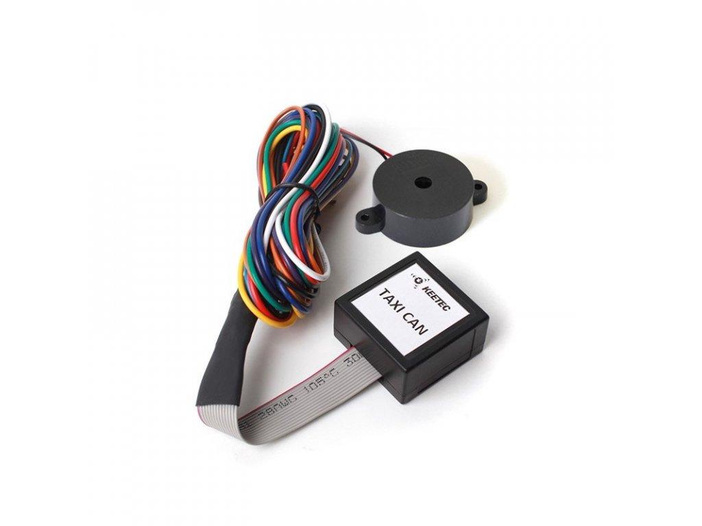 Převodník rychlosti z OBD2 pro taxametry TAXI CAN