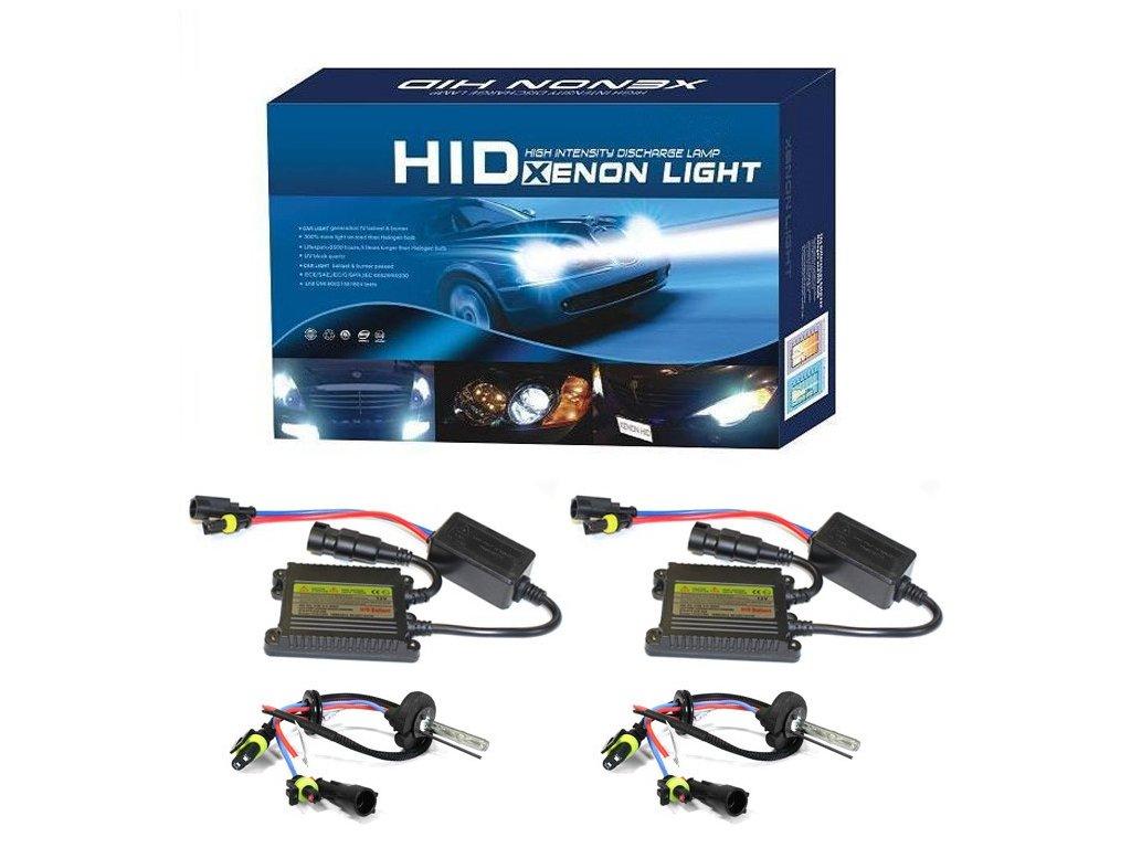 Xenonová přestavbová sada HID SLIM H1-6000