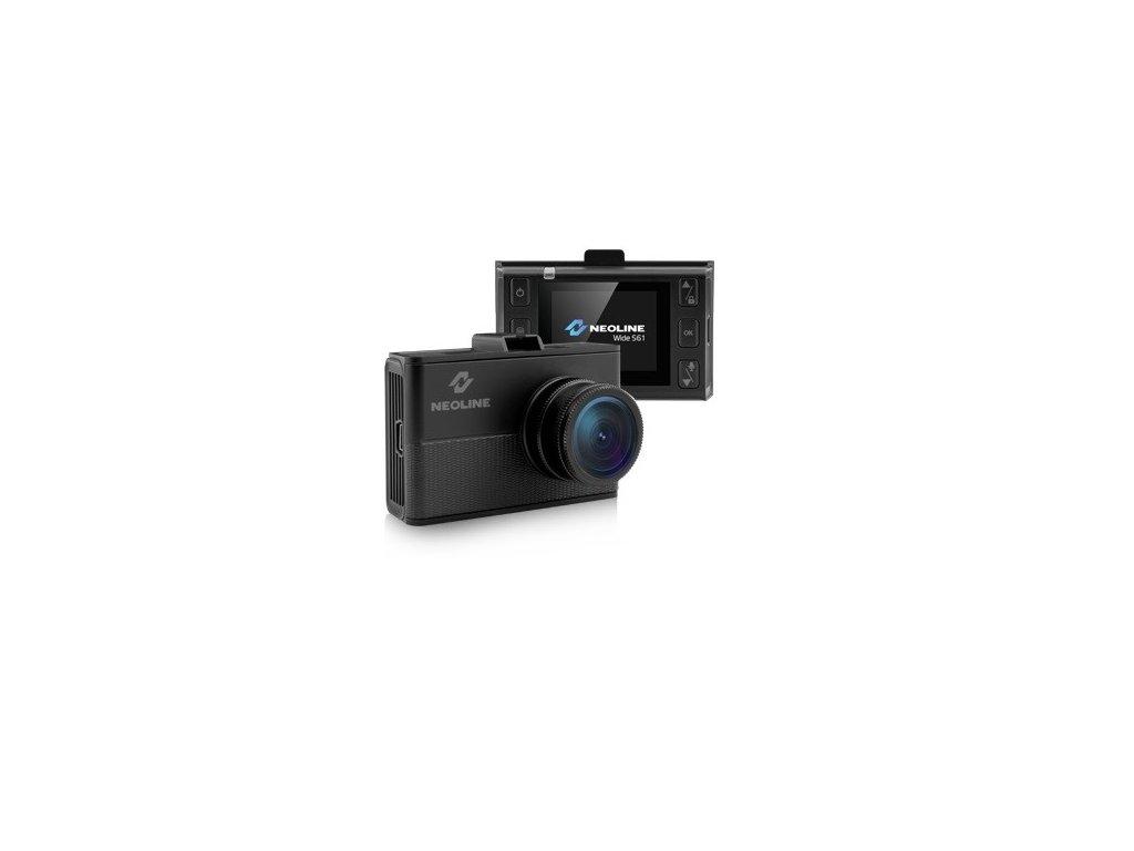 Palubní minikamera do auta, CPL filtr, Wifi, podpora 128GB Neoline S61