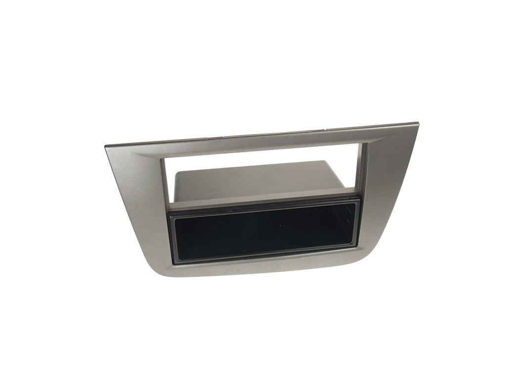 Plastový rámeček 1DIN, SEAT Toledo (04-), Altea - antracit PF-2260 2