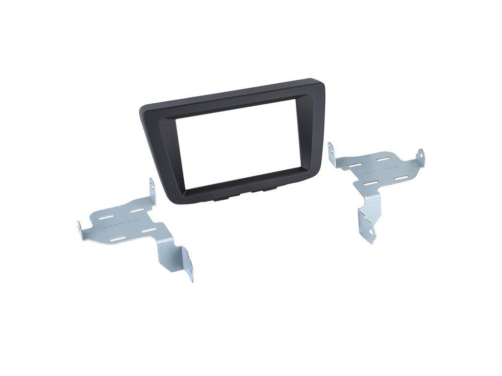 Plastový rámeček 2DIN, Suzuki Baleno (16-) PF-2753 D