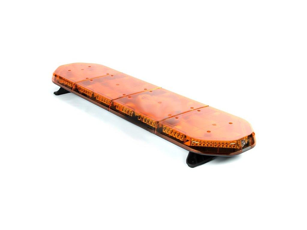 Rampa Legion Fit, oranžová,125cm, 12-24V, 4x rohový modul, oranžový kryt L06F-4940-AA
