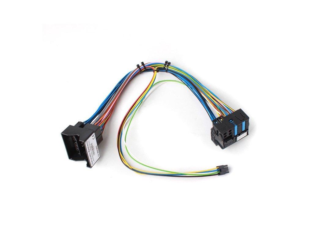 Kabel pro modul odblokování obrazu, BMW TV-FREE CAB 613