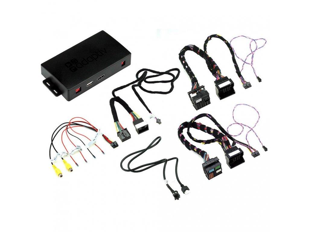 Modul Adaptiv Mini, 2x video vstup, HDMI, Audi Q3 ADVM-AU3