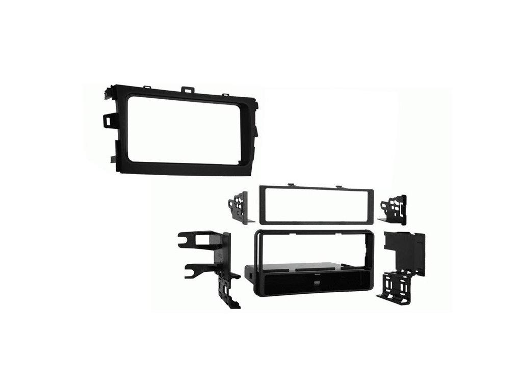 Plastový rámeček 1DIN / 2DIN, Toyota Corolla (09-13) PF-2490 1
