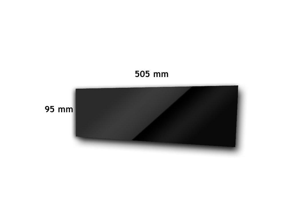 Plexisklo na zakrytí snímačů PERSX-03