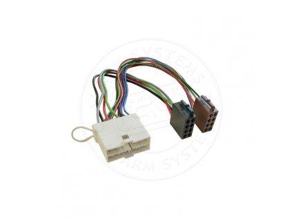 ISO adaptér pro autorádia Land Rover RISO-062