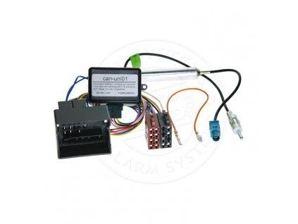 CAN-Bus adaptér ISO - FAKRA pro autorádia RISO-033