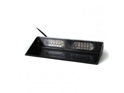 Interiérové výstražní světlo, 12x LED oranžové MMAX12-A
