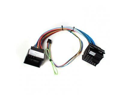 Kabel pro modul odblokování obrazu, Audi, Škoda, VW TV-FREE CAB 631