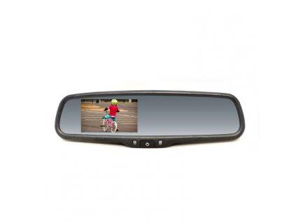 Zpětné zrcátko s LCD displejem, se stmíváním, RM LCD-A PSA