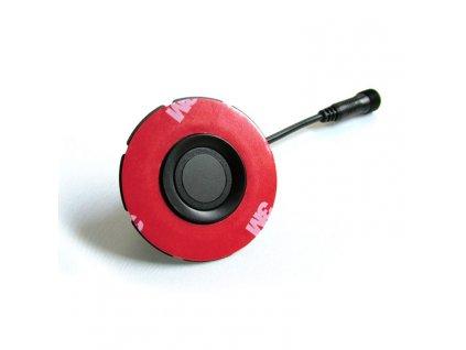 Parkovací senzor Steelmate, zápustný, 25mm, matný 14S-33