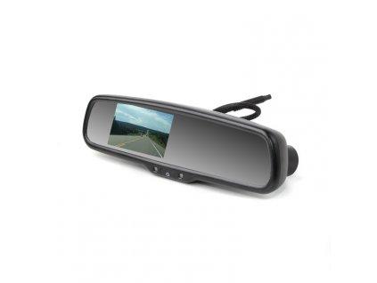 Zpětné zrcátko se záznamníkem jízdy, PSA, Fiat RM LCD BDVR PSA2