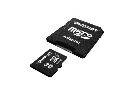Mikro SDHC karta SD CARD 16GB