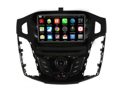 Autorádio S8030FF, multimédia, touch panel TFT, Ford Focus 2012