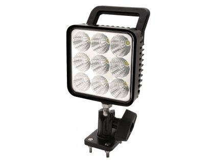 Pracovní LED světlo ECCO, 9 x 3W LED, 12-24V, bílé, EW2450