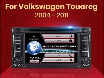 2din autoradio volkswagen vw touareg transporter t5 kamera gps usb 83684245