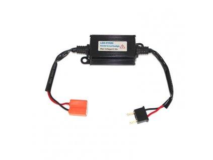 Zátěžový modul pro LED žárovky mlhových světel LED-DEC