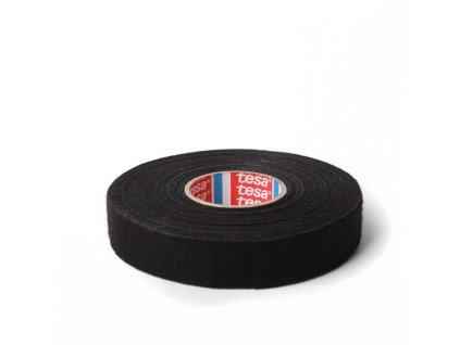 Textilní izolační páska hladká TESA 25x19