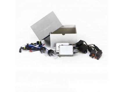 Xenony sada, H7–4300K, CANBUS, SLIM, HID Q4S H7-4300