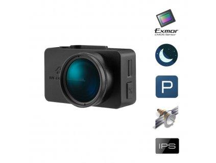 Palubní kamera do auta, GPS, FullHD, CPL filtr, parkovací režim Neoline X74