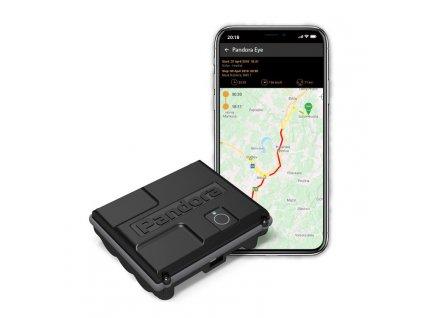 Přenosný vodě odolný GPS lokalizátor s Bluetooth