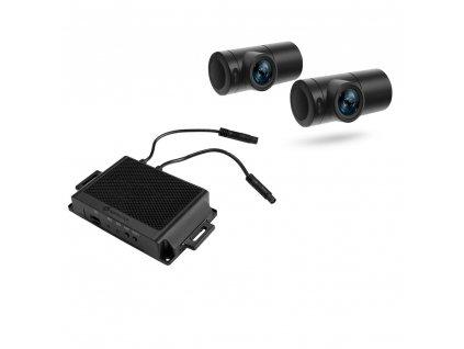 Palubní kamera do auta, 2-kanálová, s Wifi Neoline X53