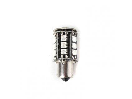 LED žárovka MICHIBA, BAU15s CANBUS, žlutá, 1ks HL 515A