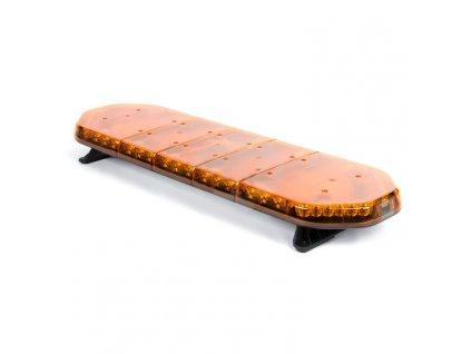 Rampa Legion Fit, oranžová, 109cm, 4x rohový modul, 12-24V, oranžový kryt L06F-4340-AA