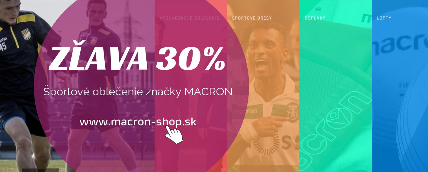Macron Akcia