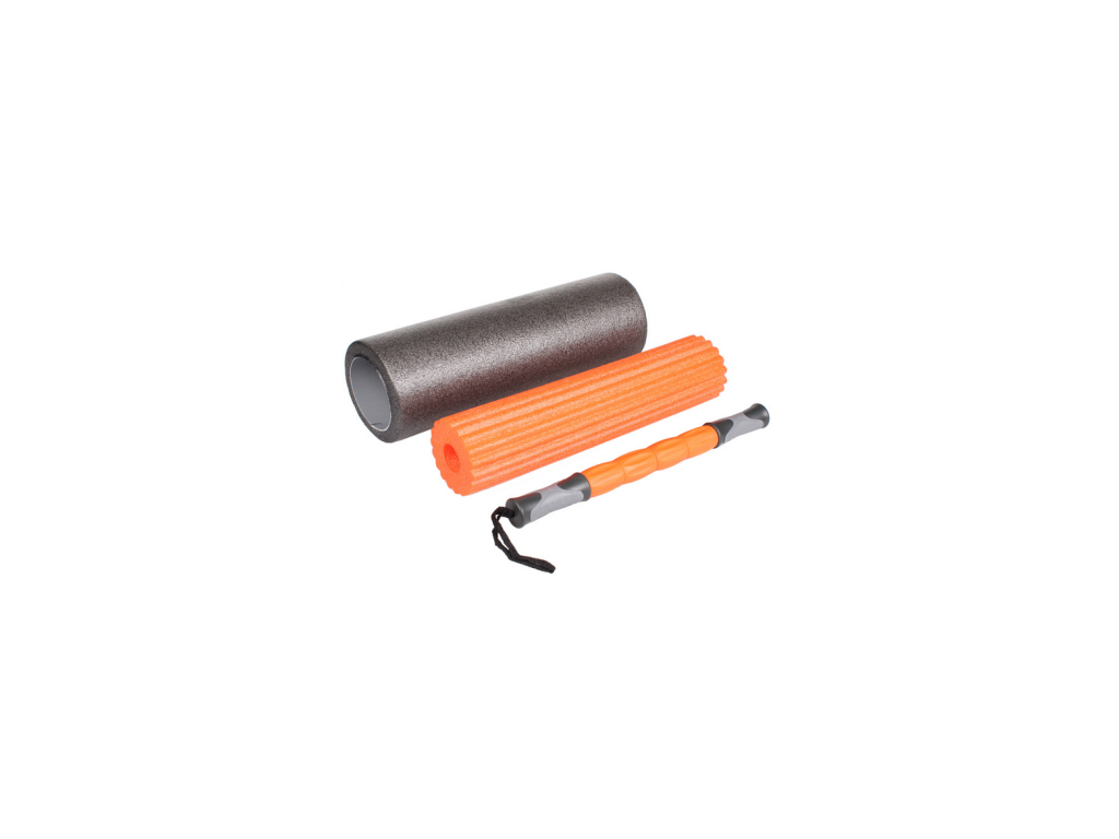 Foam Roller 3v1