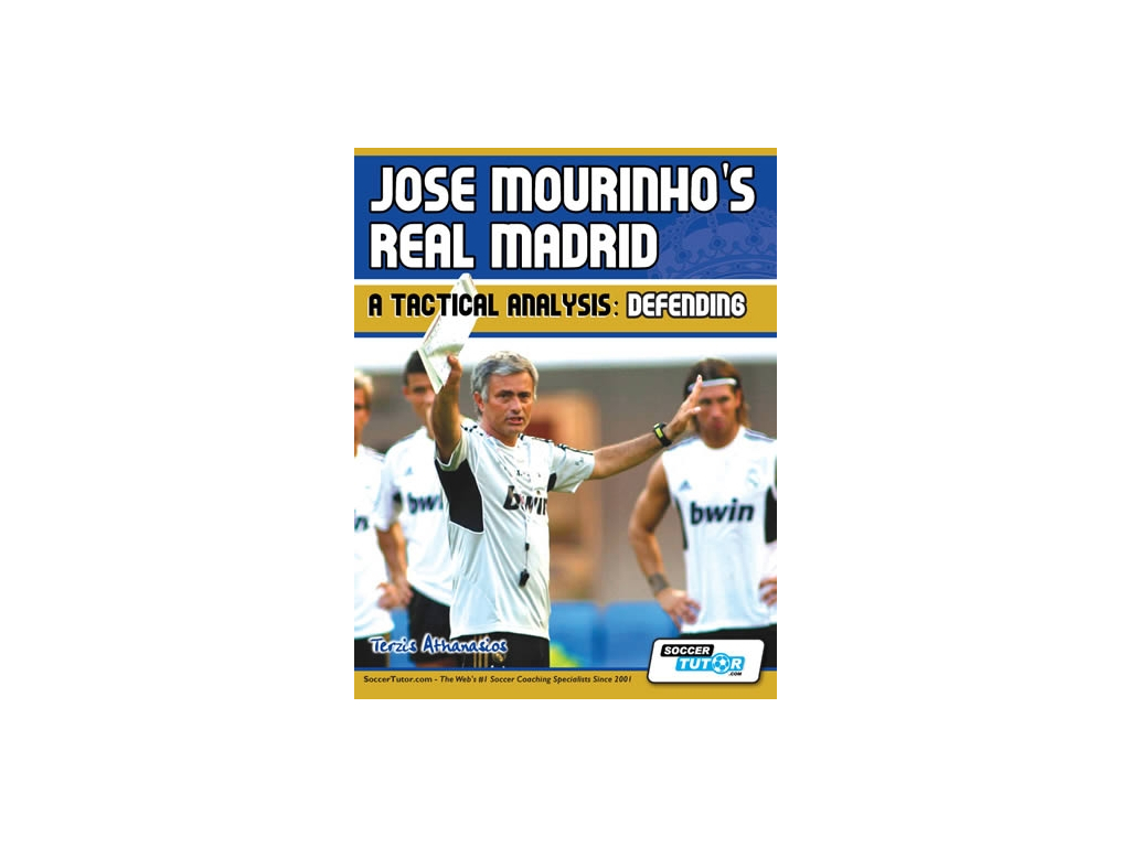 Jose Mourinho's Real Madrid: A Tactical Analysis - Defending in the 4-2-3-1 Book