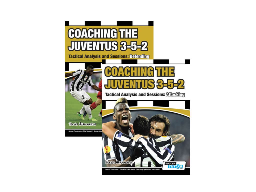 SET COACHING THE JUVENTUS 3-5-2 - TACTICAL ANALYSIS AND SESSIONS