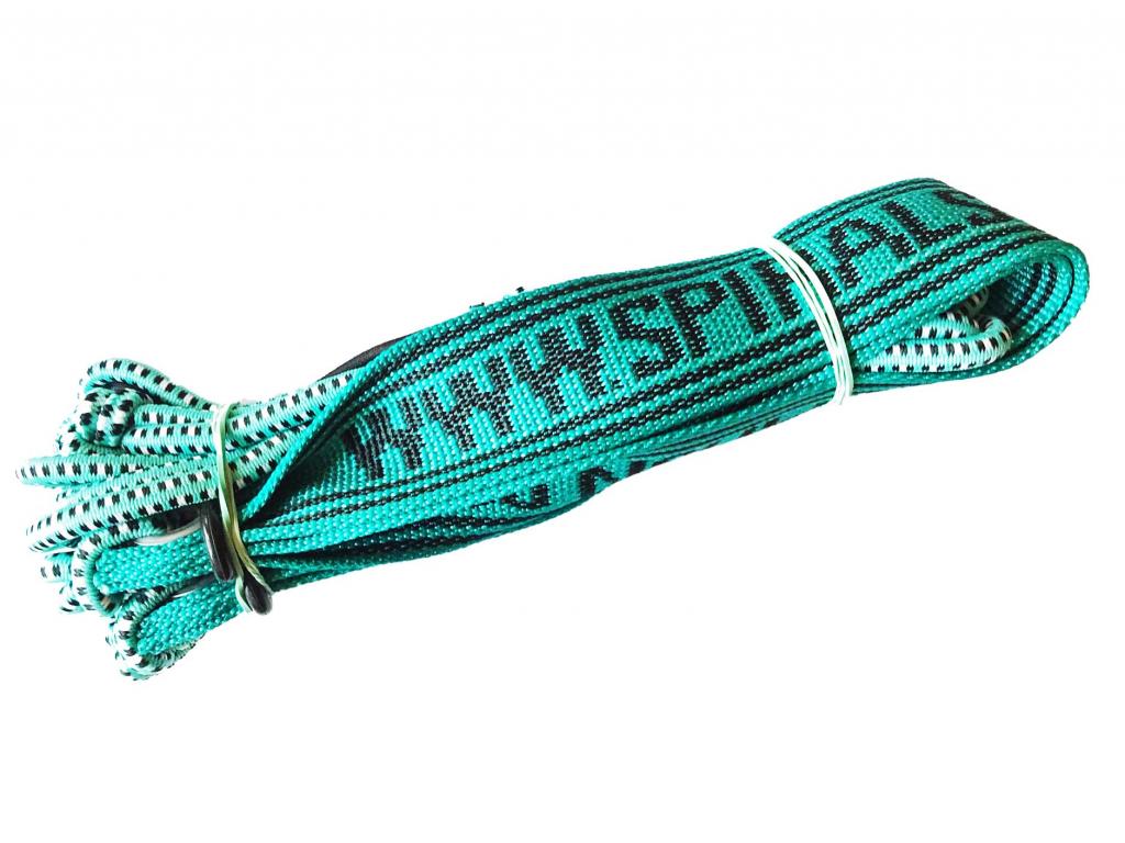 lano zelené